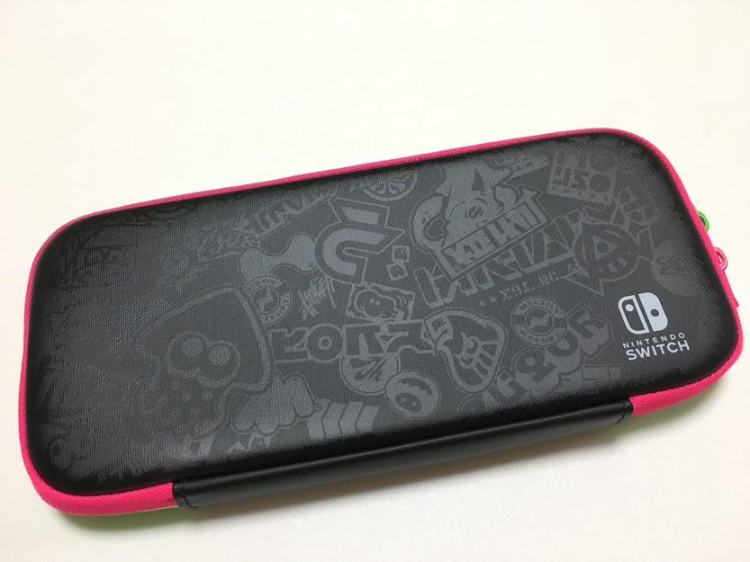 Nintendo Switchキャリングケース スプラトゥーン2エディション