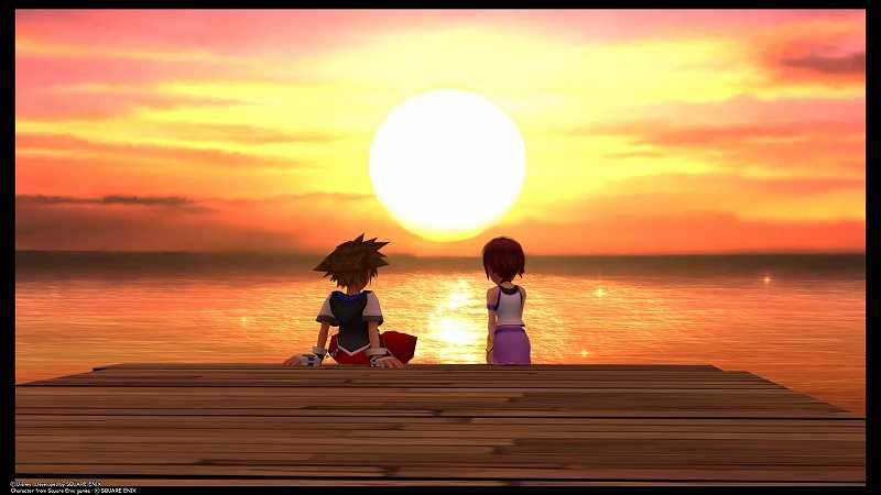 KINGDOM HEARTS HD 1_5+2_5 ReMIX_22