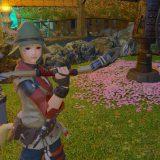 【FF14】園芸師、50LV。